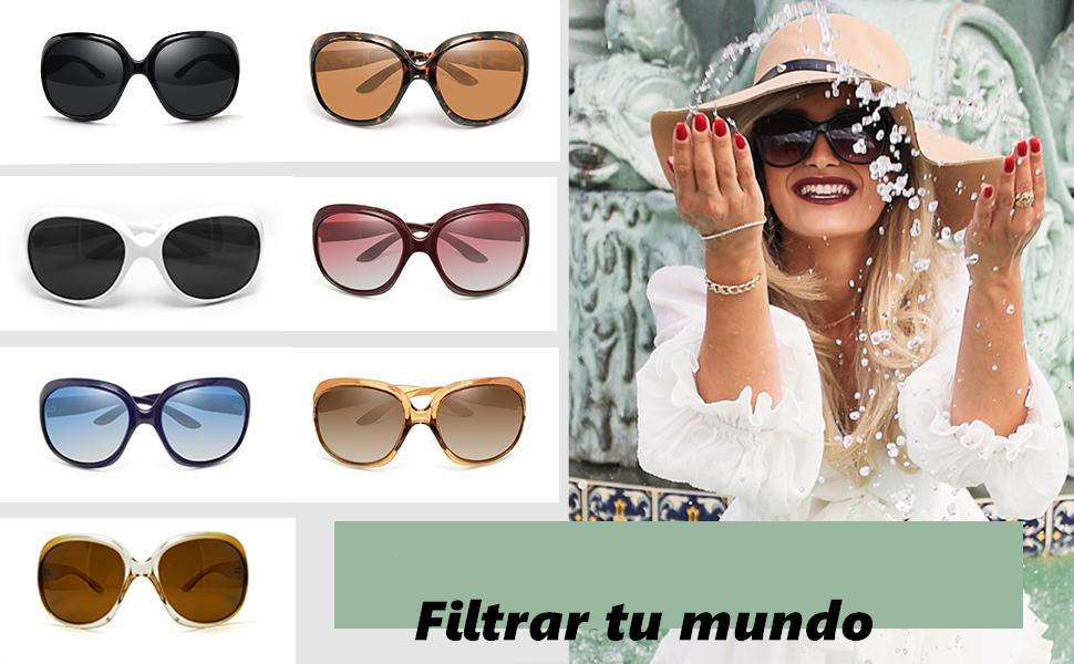 gafas de sol mujeres