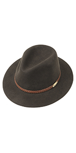 Lierys Casual light traveller felt hat
