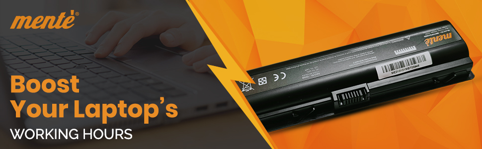 Mente Compatible Laptop Battery for HP Dell Asus Acer Sony Toshiba Samsung Lenovo