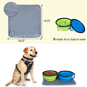 dog travel bag pet supplies travel bags pet tote food organizer pet supply totes organizers
