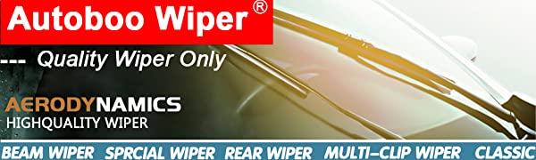Ford focus escape edge wiper balde