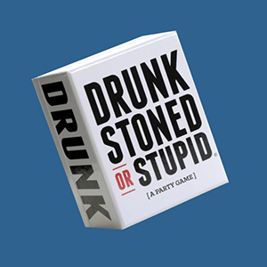 FREE /'N/' FAST DRUNK STONED OR STUPID Game Party Card Games