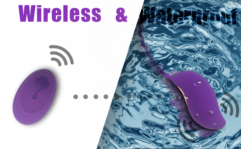 remote control and waterproof