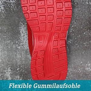 flexible Sohle