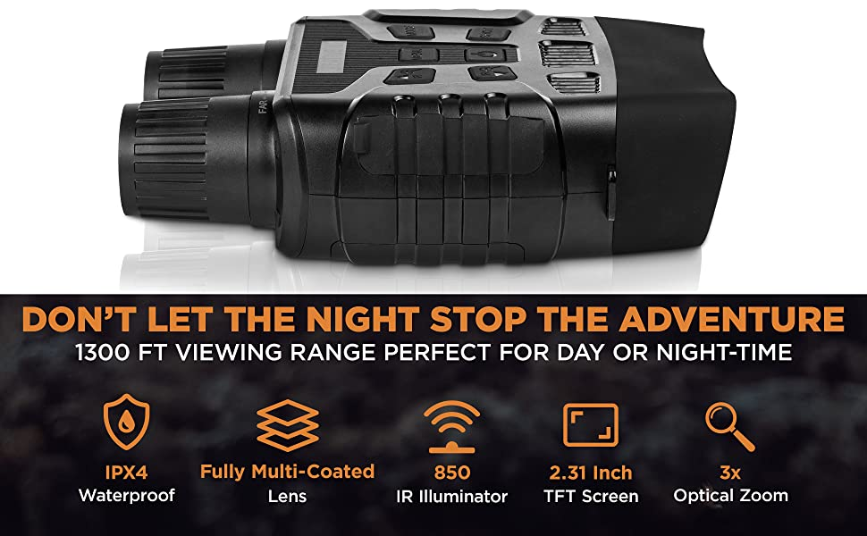 ir digital night vision binoculars