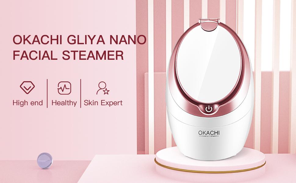 1. multifunctional facial steamer