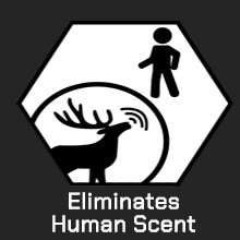 phaze hunting deer scent control