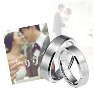 Wedding Bands Tungsten