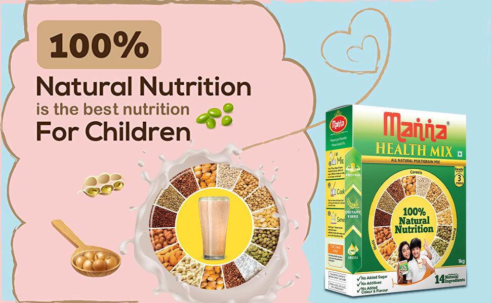 Manna - Health Mix