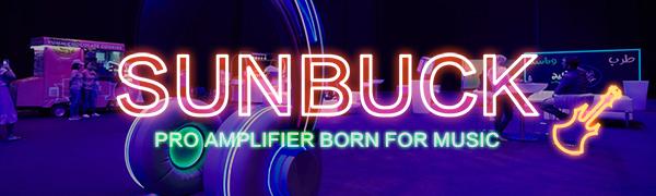 Sunbuck Bluetooth Amplifier