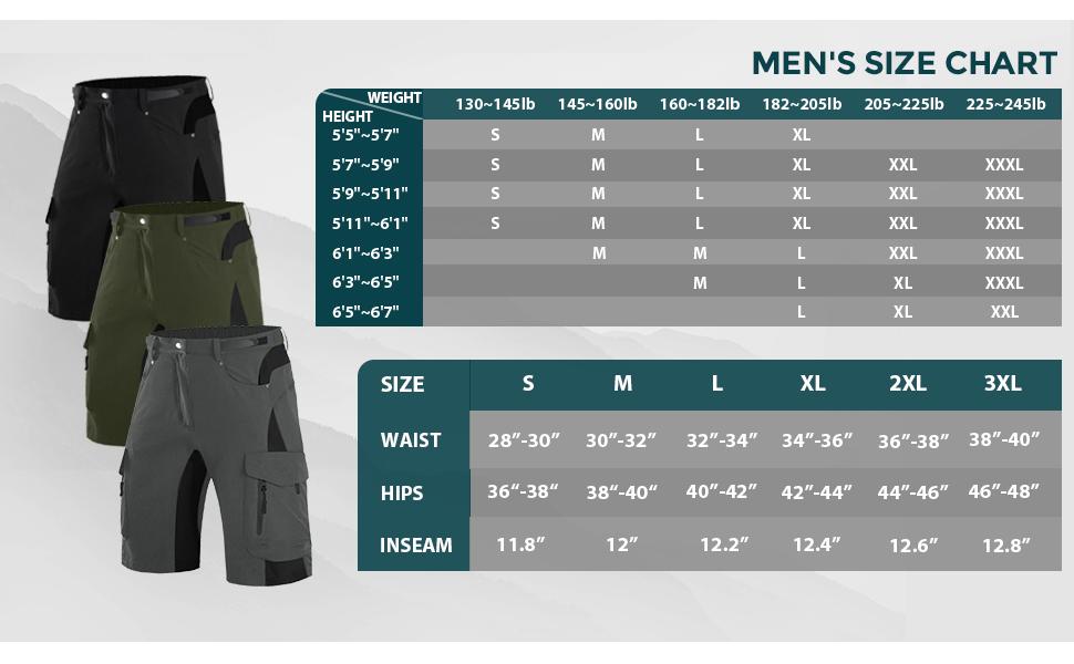 lightweight outdoor shorts