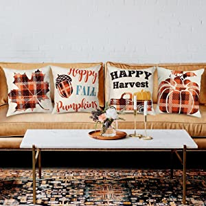 fall pillows decorative throw pillows