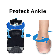 ankle support boots