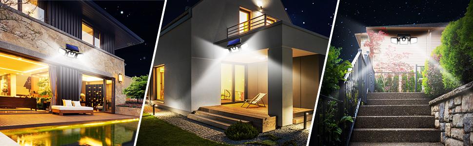 solar lights outdoor motion sensor solar motion lights outdoor lights solar powered solar flood