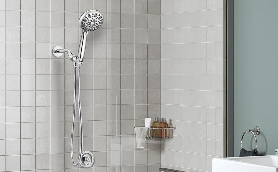 shower head hand-held