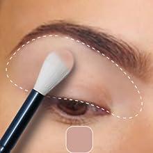 makeup brush 1 dollar makeup brush complete set makeup brushes for women eye concealer brush makeup