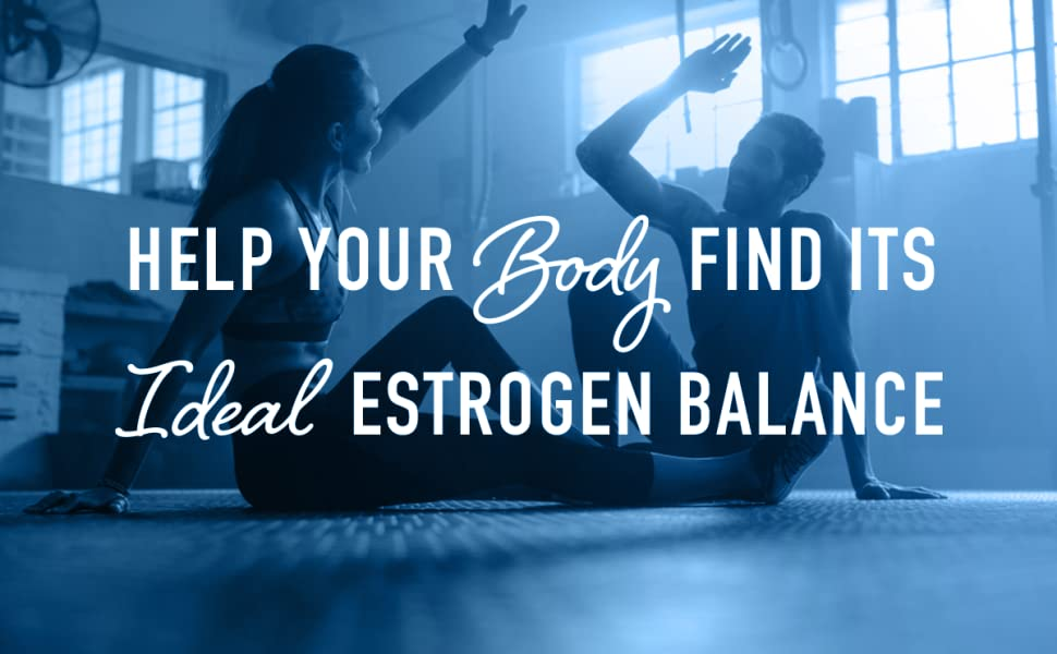Help your body find its ideal estrogen balance