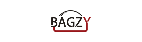 BAGZY leather briefcase