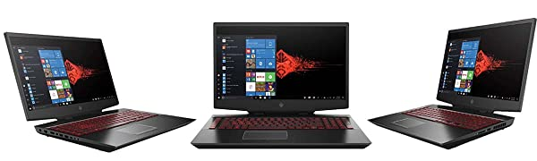HP OMEN 17t-cb100 Gaming and Entertainment Laptop