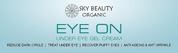 under eye gel creme