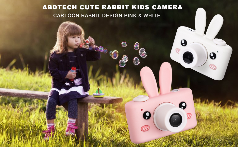 Abdtech Rabbit Kid Camera