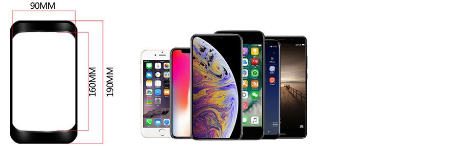 Suitable Phones