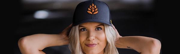 life is brewtiful beer trucker hats