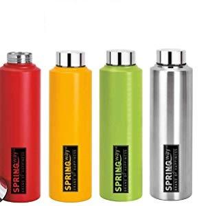 stainless steel water bottle 1 litre