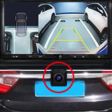 ATOTO S8 comes with single camera based virtual surround view parking feature