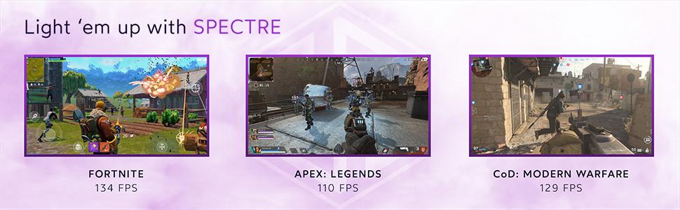 Periphio Spectre Games