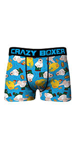 Family Guy Boxer Briefs