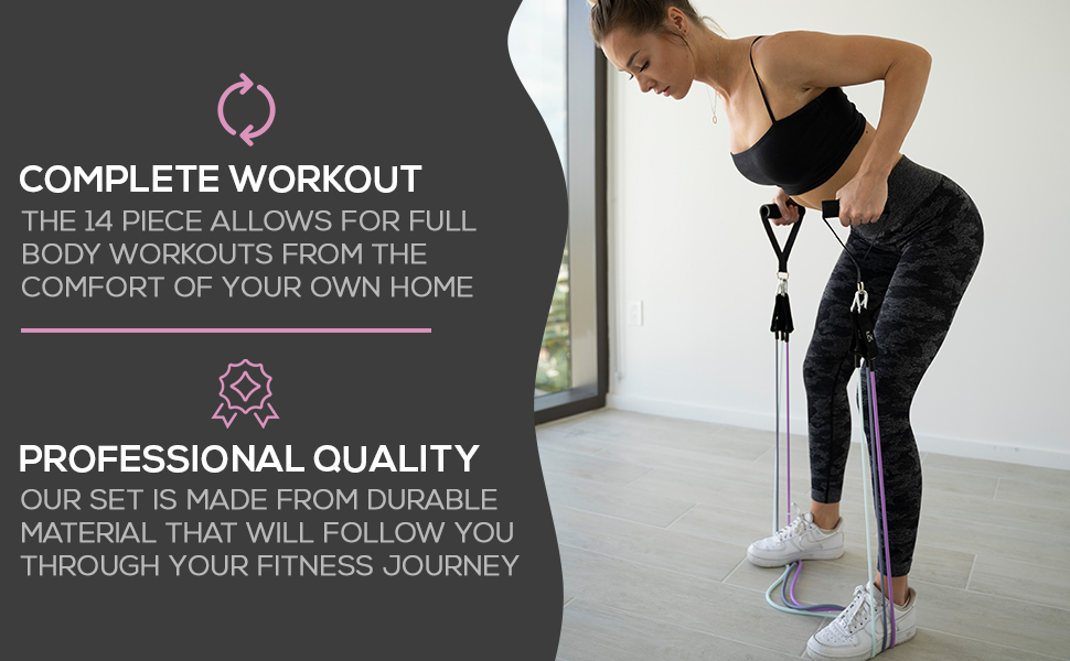 Resistance bands in u use