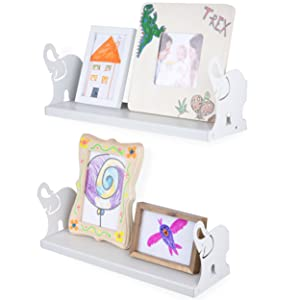 bohemian décor shelf kids books teen room décor wall mount spice rack shelving units and storage