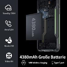 blackview bv6300 pro outdoor smartphone ohne vertrag