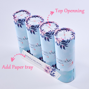 Introduction of facial tissues