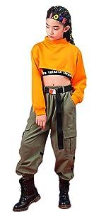 ropa de hip hop para niñas