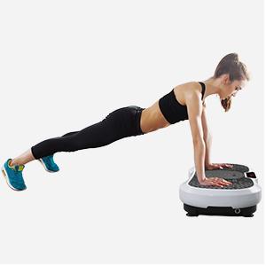 M/áquina de Masaje Muscular ENKEEO Plataforma Vibratoria 99 Niveles de Intensidad y 5 Programas Integrados con Control Remoto,Entrenamiento en Casa para P/érdida de Peso y Masaje Motor Silencioso