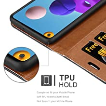 Phone Case with TPU Holder