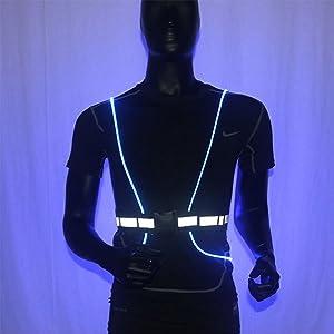 vest led light