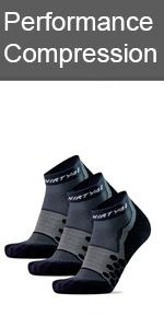 Performance Compression Socks