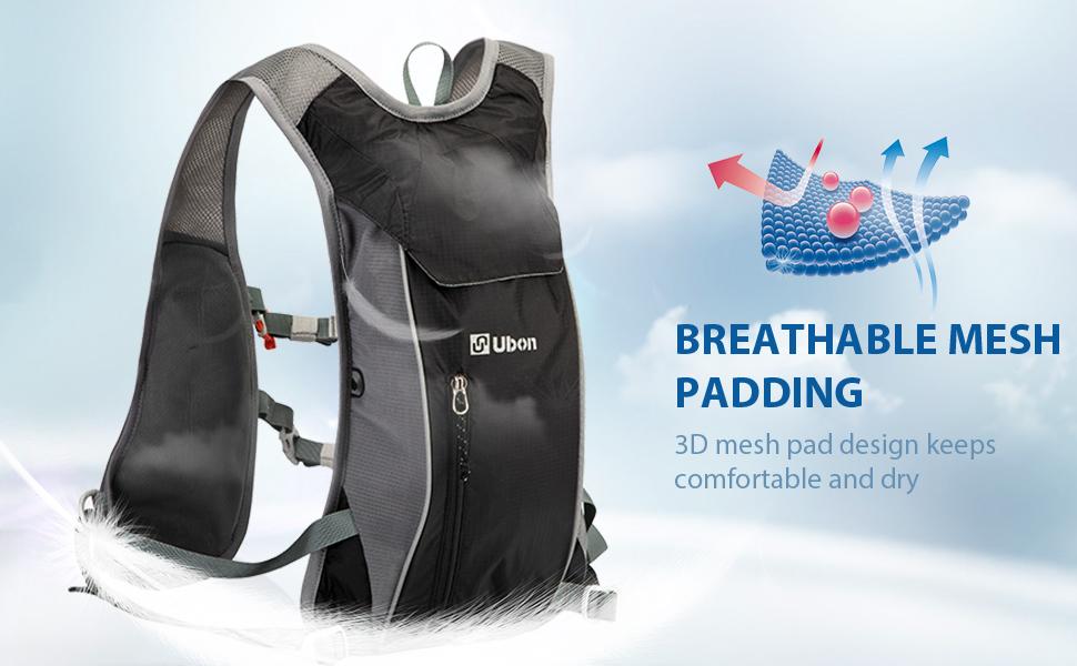 Ubon Hydration Backpack Vest