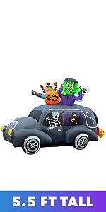 monster hearse