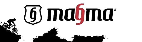 MAGMA Tensores Elasticos, Cuerdas Elastica Sujetar Lonas, Toldos, Señal V20, Portabicicletas Longitud Ajustable Acampadas Camping FastClip 50cm (Pack ...