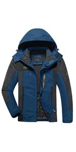 mens ski jacket black ski jacket coat men 5xl men ski waterproof mens ski jacket mens fleece
