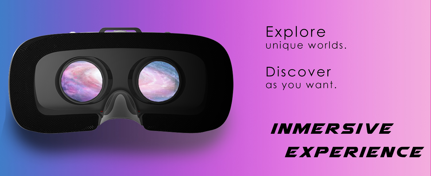 explore discover world immersive experience galaxy space real