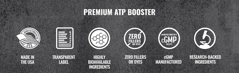Premium ATP Booster