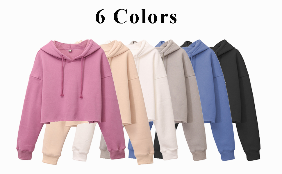 hoodie for women cropped