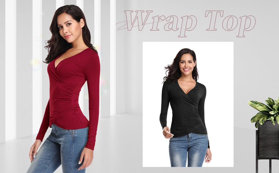 Wrap Top