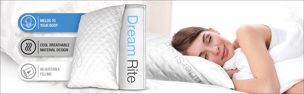 Dream Rite Memory Foam pillow