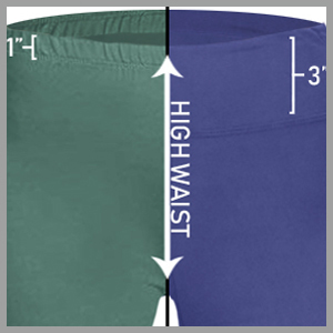 Choose Your Waistband